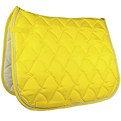 HKM Horse Riding Dressage General Purpose Competition Eventing Showing Olympics Country Flag Saddle Cloth Numnah 1