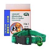 Handfly Zecken-Flohband Hund Flohhalsband für Hunde und Welpen gegen Zecken und Flöhe einstellbar Dog Flea Collar S/L