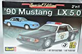 Revell Ford Mustang LX Police Polizei 1990 85-4252 Bausatz Kit 1/25 1/24 Monogram Modell Auto