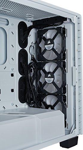 Corsair Crystal 460X RGB ATX Mid Tower Case