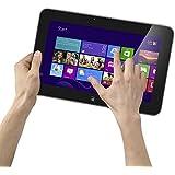 Dell XPS 10 25,6 cm (10,1 Zoll) Tablet-PC (Qualcomm 8060A, 1,5GHz, 2GB RAM, 32GB eMMC, Win RT) schwarz