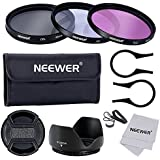Neewer Kit Profesional de Accesorios de Filtro para CANON EOS REBEL 700D 650D 600D 550D 500D 450D 400D 350D 100D (T5i T4i T3i T2i T1i XSi XTi XT SL1)