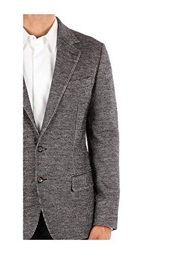 G2DN5TFM7A8S8030 Dolce&Gabbana Homme Laine Gris Gris