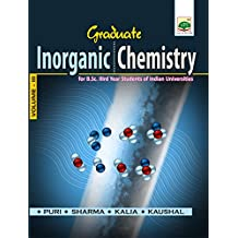 Amazon puriarma kalia books graduate inorganic chemistry iii first edition fandeluxe Image collections