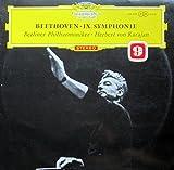 Beethoven: IX. Symphonie (Symphonie Nr. 9 d-moll op. 125) [Vinyl LP] [Schallplatte]