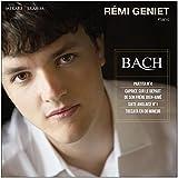 Bach : Partita, n° 4 / Caprice sur le Départ de son Frère Bien-Aimé / Suite Anglaise, n° 1 / Toccata en Do Mineur