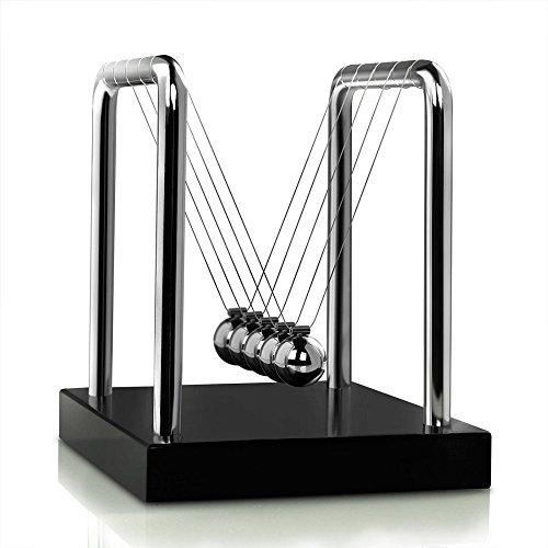 Preisvergleich Produktbild Cuby Newton Ball Stress Relief Schreibtisch Spielzeug