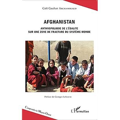 Afghanistan: Anthropologie de l'égalité sur une zone de fracture du système-monde (Comprendre le Moyen-Orient)