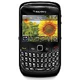 Blackberry 8520 Gemini Smartphone ohne SIM-Lock, 6,6 cm (2,6 Zoll) Display, 320 x 240, 2 MP Kamera, 256 MB Kapazität, 600 MHz Prozessor, QWERTY-Tastatur, S.O. iOS 5 Schwarz (Umrüstbar)