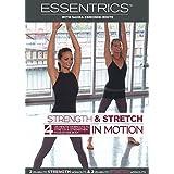 Essentrics Workout: Strength & Stretch in Motion with Sahra Esmonde-White