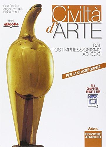 Civilt d'arte. Ediz. arancio. Con contemporary art. Per le Scuole superiori. Con e-book. Con espansione online: 3
