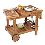 Limal Barbecue Trolley
