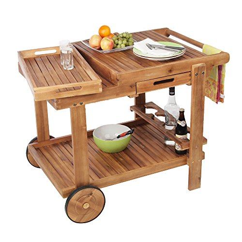 Limal Barbecue Trolley -