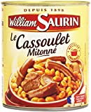 William Saurin Cassoulet Boîte 8...