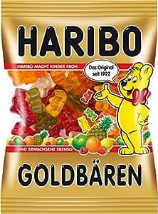 Haribo GoldBaren Candy, 100g