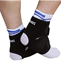 AOLIKES Fußbandage Knöchel Schutz unterstützung Arthritis Plantar Fasciitis Verstauchungen Schmerzlinderung Fußball preisvergleich bei billige-tabletten.eu