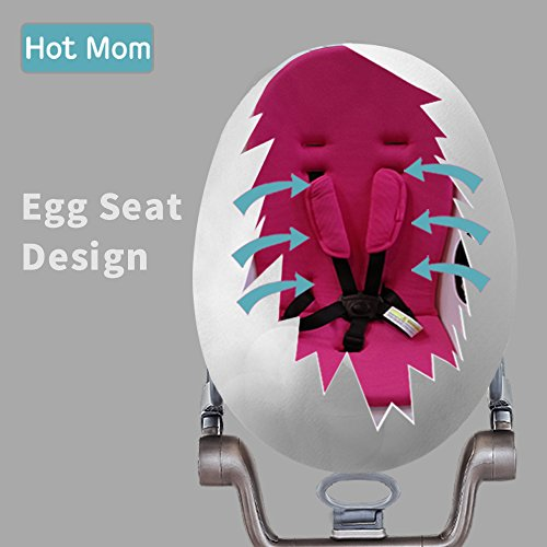 Hot Mom Upgraded Limited Version Pushchair 2016 3 In 1