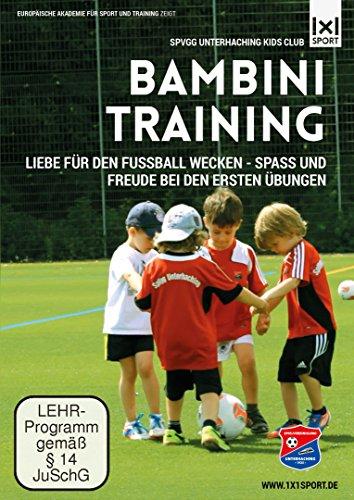 Bambini Fußballtraining - Kreatives, altersgerechtes G-Jugend Training