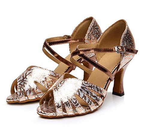 TDA - Strap alla caviglia donna Bronze