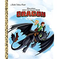 LGB Dreamworks How To Train Your Dragon (Golden Books)