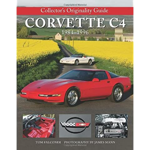 Collector's Originality Guide Corvette C4 1984-1996 - 1996 Corvette