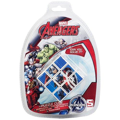 Avengers - Cubo Puzzle 3 X 3