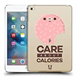 Head Case Designs About Calories Kawaiitiere Donuts Ruckseite Hülle für Apple iPad Mini 4