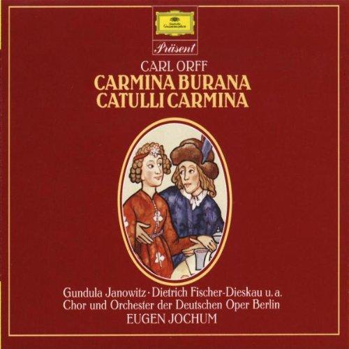 Carmina Burana (Catulli/Jochum) [Import anglais]