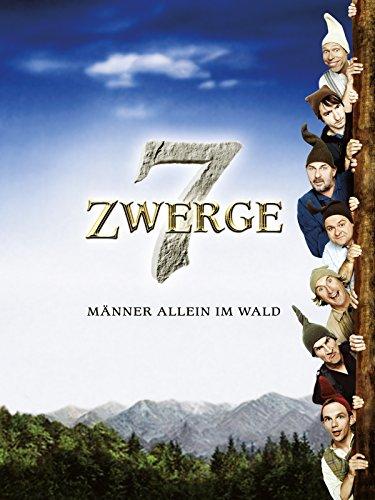 Sieben Zwerge - Männer allein im Wald - Zwerg
