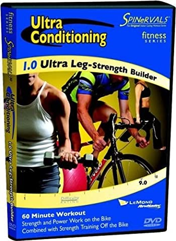 Spinervals Ultra Conditioning 1.0: Ultra Leg-Strength Builder
