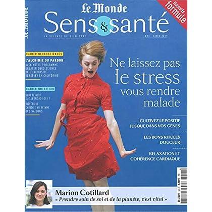 Sens&Sante - Nouvelle Formule (Trimestrielle) - Janvier/Fevrier/Mars