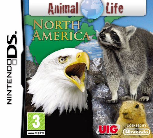 Animal Life - Nordamerika - [Nintendo DS]
