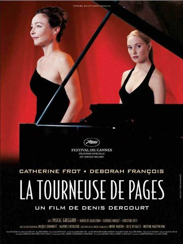 The Page Turner Plakat Movie Poster (11 x 17 Inches - 28cm x 44cm) (2006) French