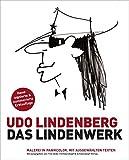 Das Lindenwerk - Malerei in Panikcolor: Limitierte handsignierte Neuausgabe - Udo Lindenberg