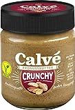Calvé Erdnussbutter crunchy Glas, 4er Pack (4 x 210 g)