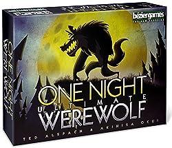 Bézier Games ONUWBEZ One Night Ultimate Werewolf