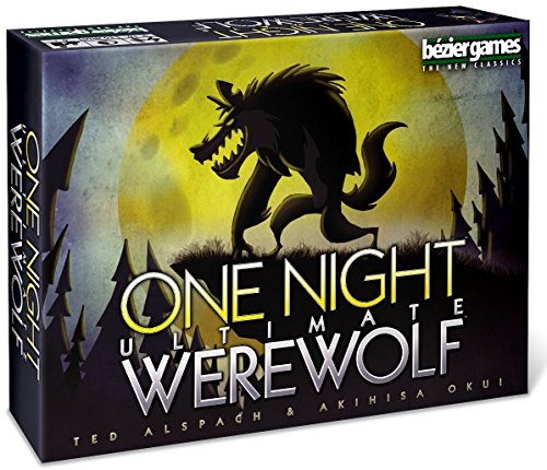 Used, Bézier Games ONUWBEZ One Night Ultimate Werewolf for sale  Delivered anywhere in Ireland