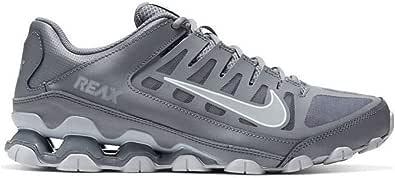 Nike - Reax 8 TR Mesh - 621716010 - Colore: Grigio - Taglia: 38.5 EU