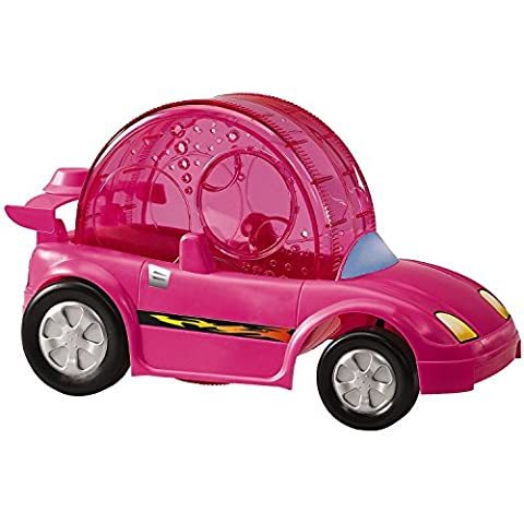 Interpet 861361 Superpet Critter Cruiser - Kleintierspielauto (Pig Super-cruiser)