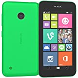 "Nokia - Lumia 530 Smartphone Movistar Débloqués Windows Phone (écran 4 "", appareil photo 5 MP, 4 Go, 1,2 GHz, 512 Mo de RAM), Vert"