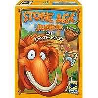 Schmidt-Spiele-48276-Stone-Age-Junior-Kartenspiel-braun Schmidt Spiele 48276″ Stone Age Junior Kartenspiel, braun -