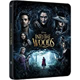 Into the Woods - Disney Exklusiv Limited Steelbook (geprägt) - Blu-ray