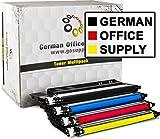 German Office Supply Set 4 Toner-Kartuschen XL kompatibel zu Samsung CLT-404S Xpress C430 C430W C480 C480W C480FN C480FW