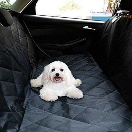 OUTAD Autoschondecke, Distianert Wasserdichte Hunde-Sitzbezug Auto-Abdeckung für Hunde Autositz Autositzdecke Hundedecke für Katzen Hunde