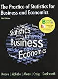 Loose-leaf Version for Practice of Statistics for Business and Economics 3E w/Student CD & LaunchPad for Moore's The Practice of Statistics for Business and Economy (12 month access) by David S. Moore (2015-04-17)