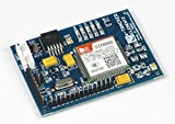 e-Tracker Arduino Compatible Atmega328 & SIM808 based GSM GNSS GPS tracking module board with Call and SMS facility