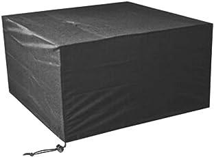 Ruichenxi ® Verschiedene Gartenmöbel Schutzhüllen aus Oxford Polyester für Strandkorb, Ampelschirm, Sonnenschirm, Gartenstuhl, Gartentisch, Sitzgruppe