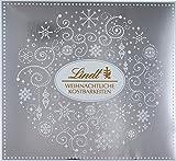 Lindt Weihnachtliche Kostbarkeiten, 1er Pack (1 x 883 g), silber