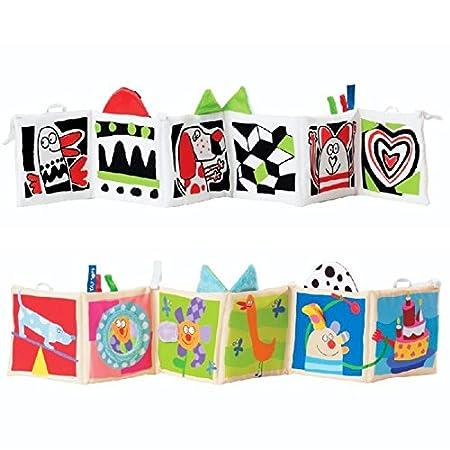 GZQ Baby Kinderwagen Spielzeug Kind Kinderbett Kinderbett Pram Bett Hanging Rattles Spirale Auto Sitz Spielzeug Puzzle…