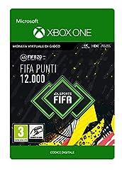 Idea Regalo - FIFA 20 Ultimate Team - 12000 FIFA Points - Xbox One - Codice download